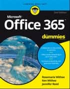 Office 365 For Dummies ebook by Rosemarie Withee, Ken Withee, Jennifer Reed