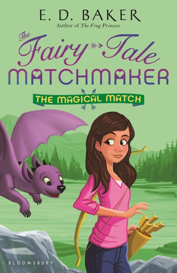 The Magical Match ebook by E.D. Baker