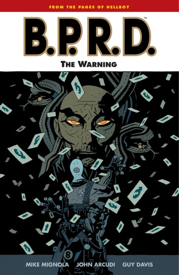B.P.R.D. Volume 10: The Warning ebook by Mike Mignola