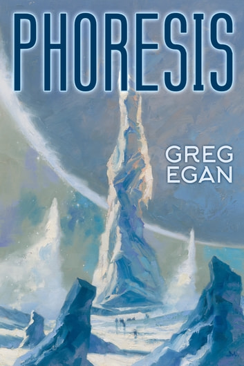 Phoresis ebook by Greg Egan