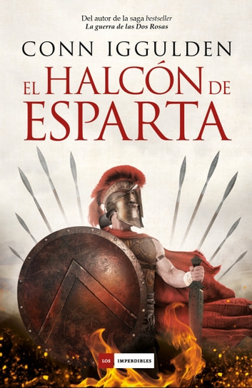 El Halcón de Esparta ebook by Conn Iggulden