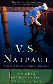 An Area of Darkness ebook by V.S. Naipaul