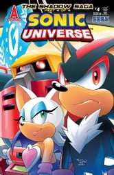 Sonic Universe #4 ebook by Ian Flynn, Tracy Yardley!
