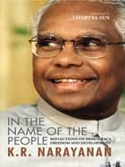 In the Name of the People ebook by K R Narayanan