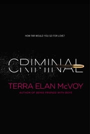Criminal ebook by Terra Elan McVoy