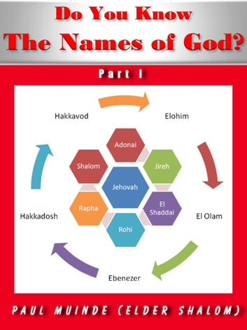 Do You Know The Names of God? Part 1 ebook by Paul Muinde