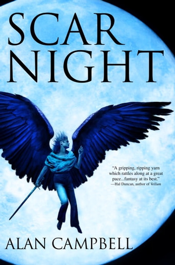 Scar Night ebook by Alan Campbell