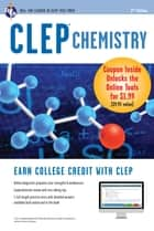 CLEP Chemistry Book + Online ebook by Kevin R. Reel