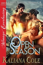 Open Season ebook by Kaliana Cole