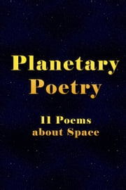 Planetary Poetry ebook by Catherine Brickell