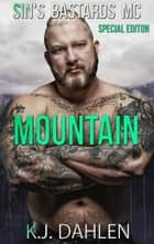 Mountain - Sin's Bastards MC ebook by Kj Dahlen