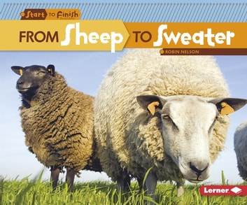 From Sheep to Sweater ebook by Robin Nelson