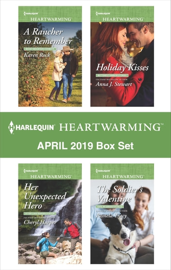 Harlequin Heartwarming April 2019 Box Set - A Clean Romance ebook by Karen Rock,Anna J. Stewart,Cheryl Harper,Pamela Tracy