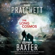 The Long Cosmos - A Novel audiobook by Terry Pratchett, Stephen Baxter