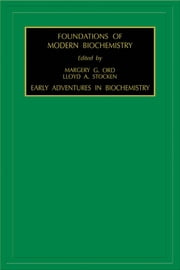 Early Adventures in Biochemistry ebook by