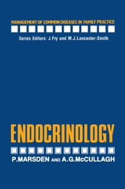 Endocrinology ebook by P. Marsden,A.G. McCullagh