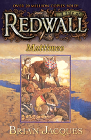 Mattimeo - A Tale from Redwall ebook by Brian Jacques