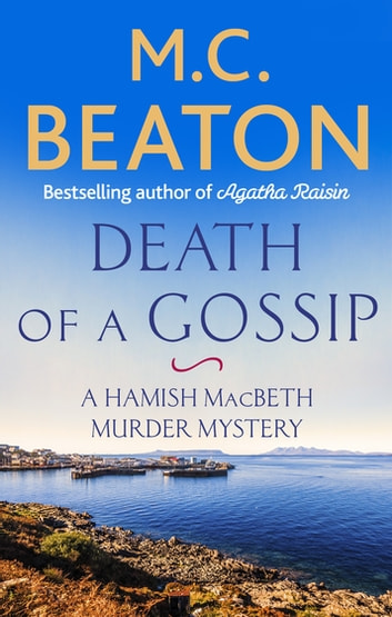 Death of a Gossip ebook by M.C. Beaton