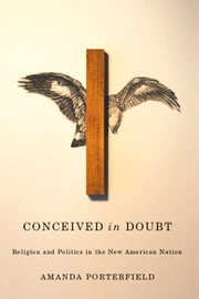 Conceived in Doubt - Religion and Politics in the New American Nation ebook by Amanda Porterfield
