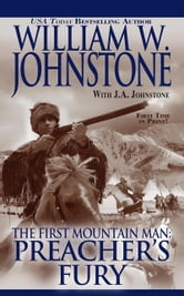 Preacher's Fury ebook by William W. Johnstone,J.A. Johnstone