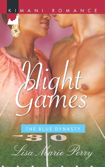 Night Games ebook by Lisa Marie Perry