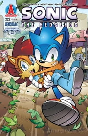 Sonic the Hedgehog #222 ebook by Ian Flynn,Steven Butler,Terry Austin,Ben Bates