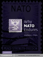 Why NATO Endures ebook by Wallace J. Thies