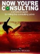 Now You're Consulting: in 2013 ebook by NewWorldPublishing
