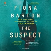 The Suspect audiobook by Fiona Barton