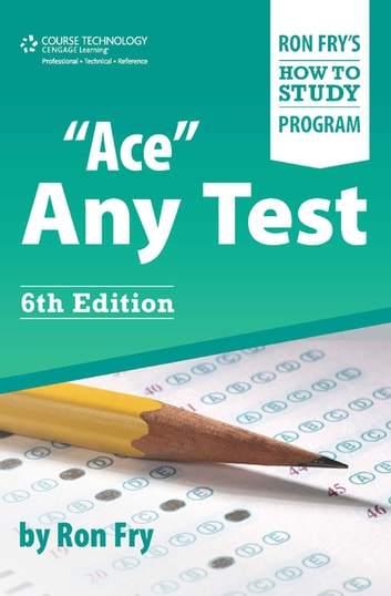 """Ace"" Any Test ebook by Ron Fry"