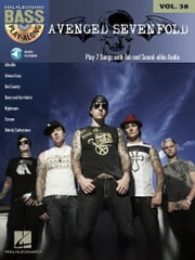 Avenged Sevenfold Songbook - Bass Play-Along Volume 38 ebook by Avenged Sevenfold