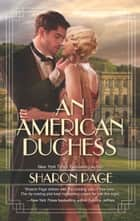An American Duchess ebook by Sharon Page