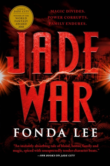 Jade War ebook by Fonda Lee
