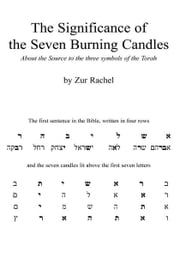 The Significance of the Seven Burning Candles ebook by Zur Rachel