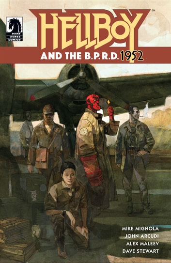 Hellboy and the B.P.R.D: 1952 ebook by Mike Mignola