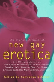 The Mammoth Book of New Gay Erotica - An anthology of literary fiction ebook by Lawrence Schimel, Lawrence Schimel