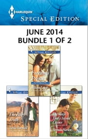 Harlequin Special Edition June 2014 - Bundle 1 of 2 - Fortune's Prince\The Single Dad's Second Chance\The Baby Truth ebook by Allison Leigh,Brenda Harlen,Stella Bagwell