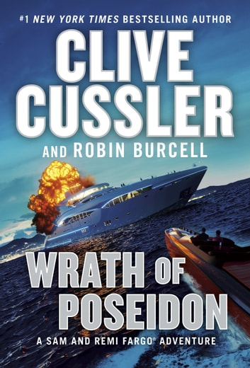 Wrath of Poseidon ebook by Clive Cussler,Robin Burcell