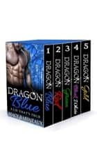 The Dragonlords of Xandakar - A 5-Book Dragon Shifter Boxed Set ebook by Macy Babineaux