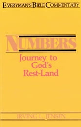 Numbers- Everyman's Bible Commentary ebook by Irving L Jensen