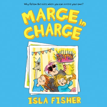 Marge in Charge audiobook by Isla Fisher
