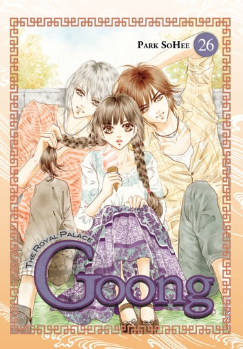 Goong, Vol. 26 - The Royal Palace ebook by So Hee Park