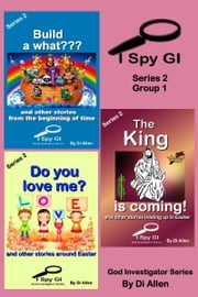 I Spy GI Series 2 Group 1 ebook by Di Allen