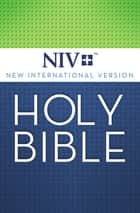 NIV, Holy Bible, eBook ebook by