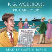 Piccadilly Jim audiobook by P. G. Wodehouse