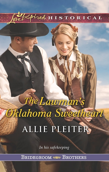 The Lawman's Oklahoma Sweetheart ebook by Allie Pleiter