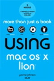 Using Mac OS X Lion ebook by Yvonne Johnson
