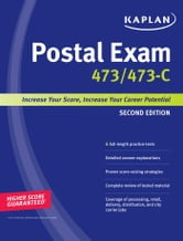 Kaplan Postal Exam 473/473-C ebook by Lee Wherry Brainerd,C. Roebuck Reed