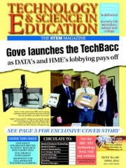 Technology and Science in Education Magazine: Cosmic Rays, Electronics Supplement, Collaborative Teaching and Learning ebook by Clive W. Humphris,Bernard Hubbard