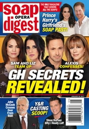 Soap Opera Digest - Issue# 5 - American Media magazine